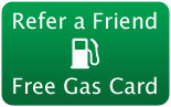 Refer a Friend for free gas